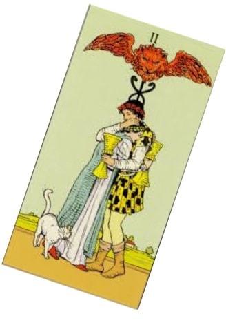 Tarot Cards For Love couple