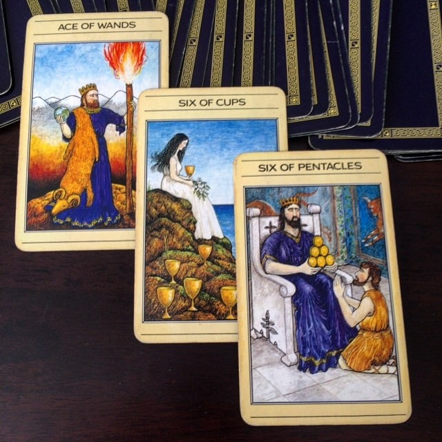 Love Tarot 3 Cards importance