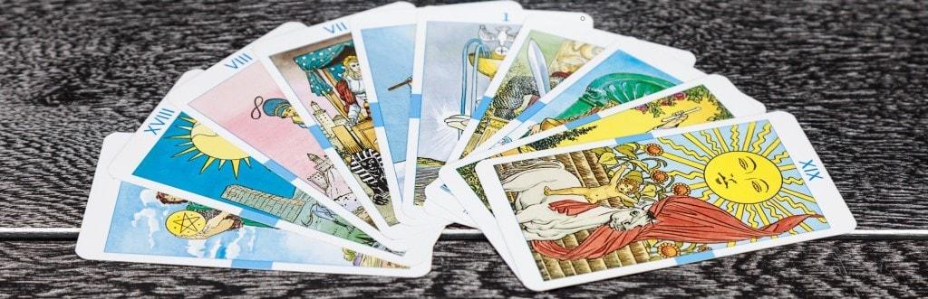 love tarot card spread