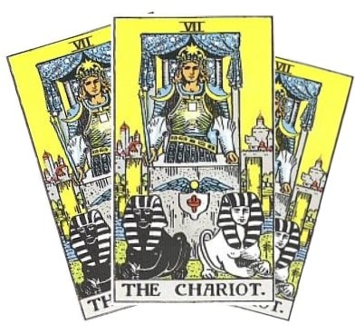 Love Tarot and The Chariot Card