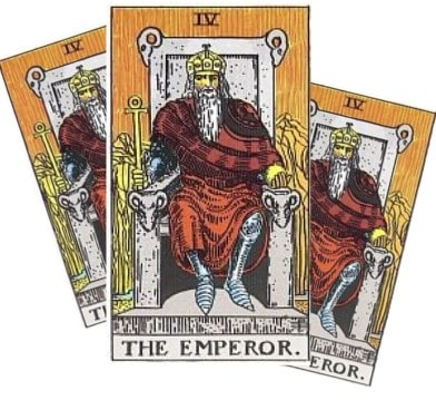 Love Tarot and The Emperor Card