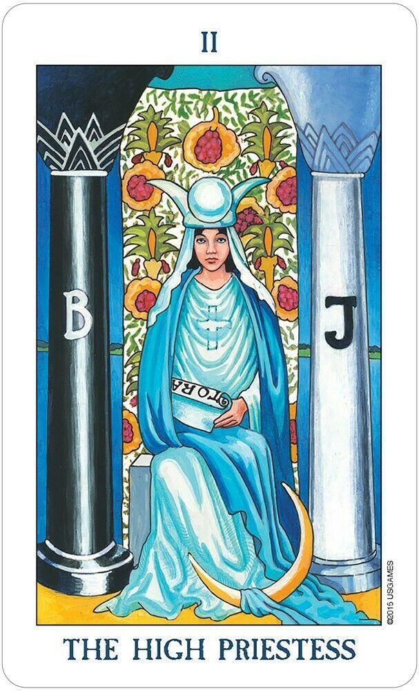 love tarot queen