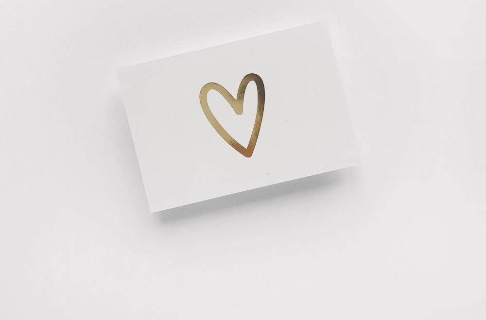 romantic tarot card