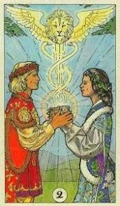 Tarot Cards About Love spread