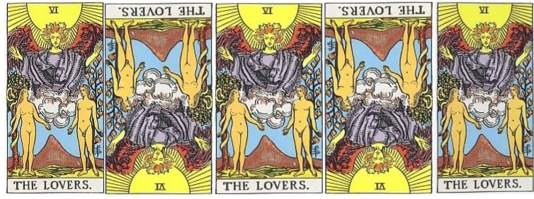 Love Tarot and The Lovers Card