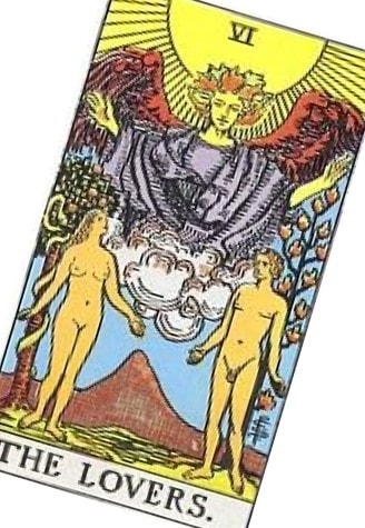 Tarot Cards For Love the lovers
