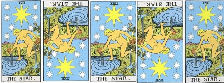Love Tarot and The Star Card