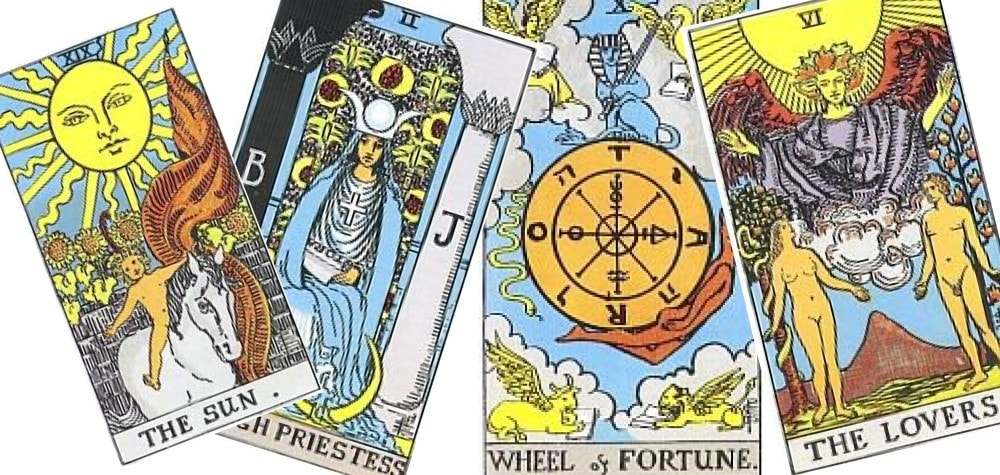 tarot cards for love