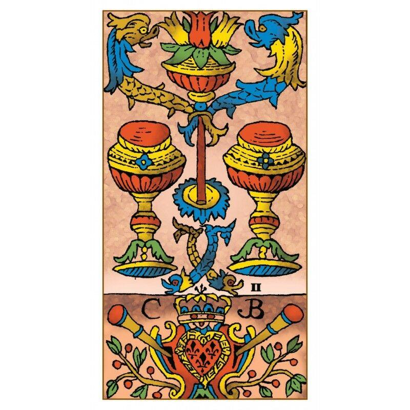 Love Tarot Cards Marseille