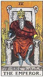 The Major Arcana The Emperor