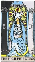 The Major Arcana The Priestess