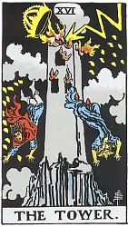 The Major Arcana The Tower