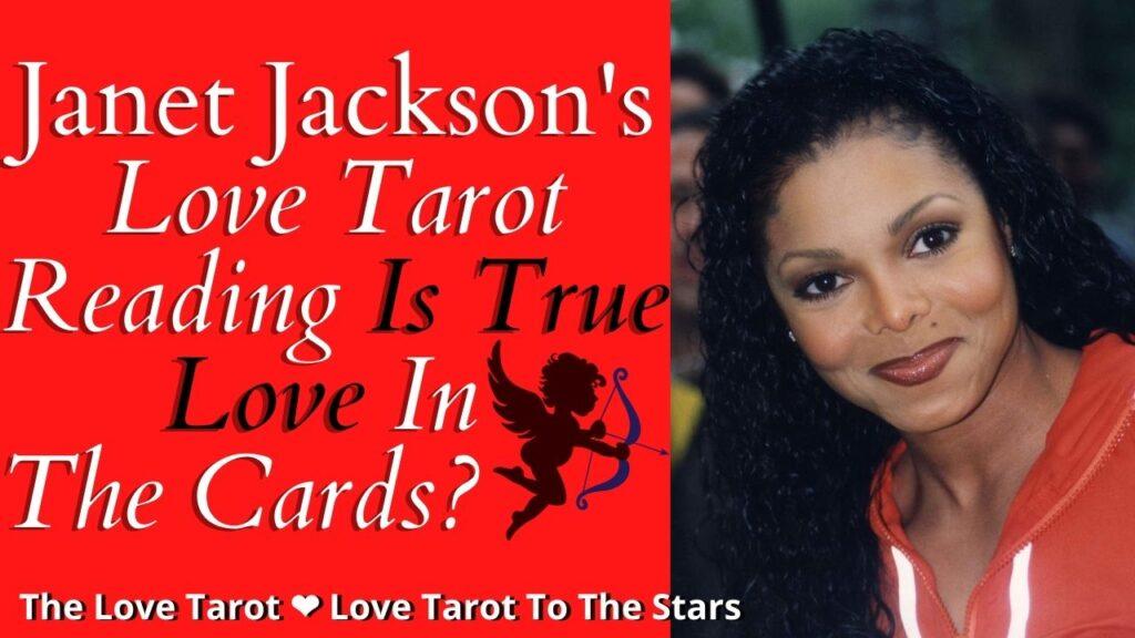 Janet Jackston Love Tarot to the stars