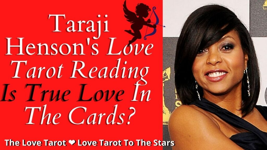 taraji henson love tarot to the stars