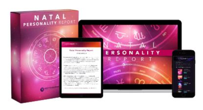 natal personality report